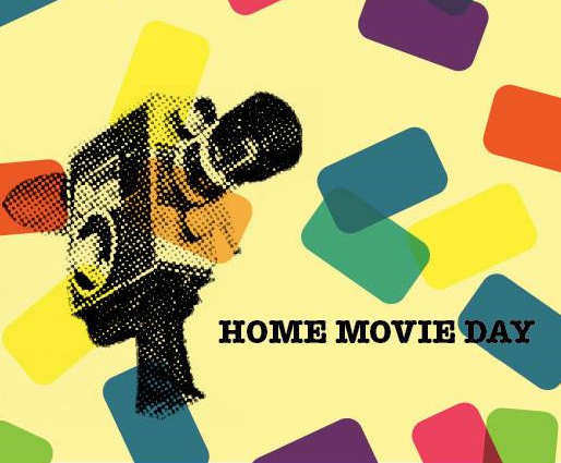 home movie day poster